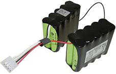 Criticon Medico Batteripakker