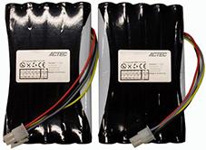 Datex Medico Batteripakker