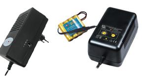 Oplader Ni-MH, Ni-Cd Batteripakker