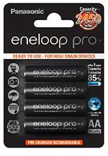 Ni-MH batterier Panasonic eneloop & Evolta til konsument