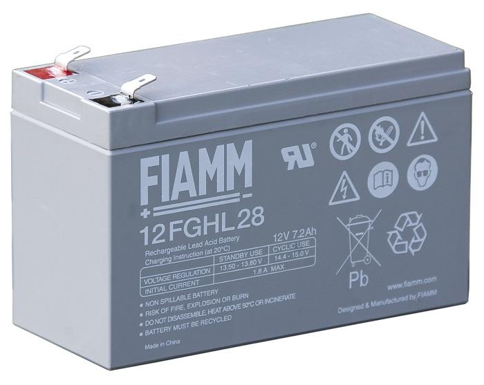 Bly batteri FGH Serien