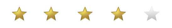 4 stjerner