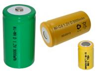 Battericeller til indbygning
