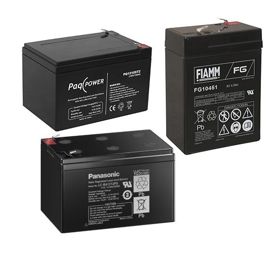 Blybatterier (VRLA)