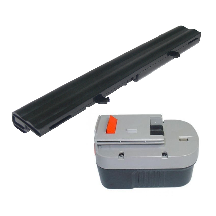 Erstatningsbatterier