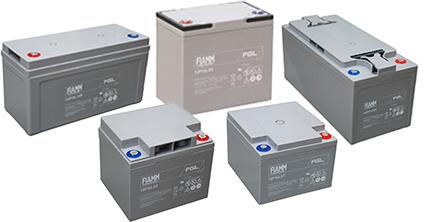 Blybatterier FIAMM