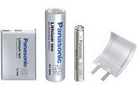 Lithium Ion batterier (Li-Ion)
