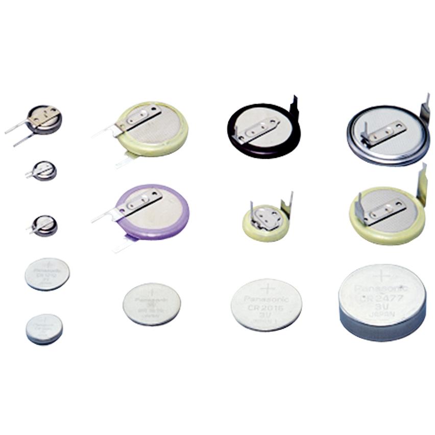 Knapcelle Micro Batterier