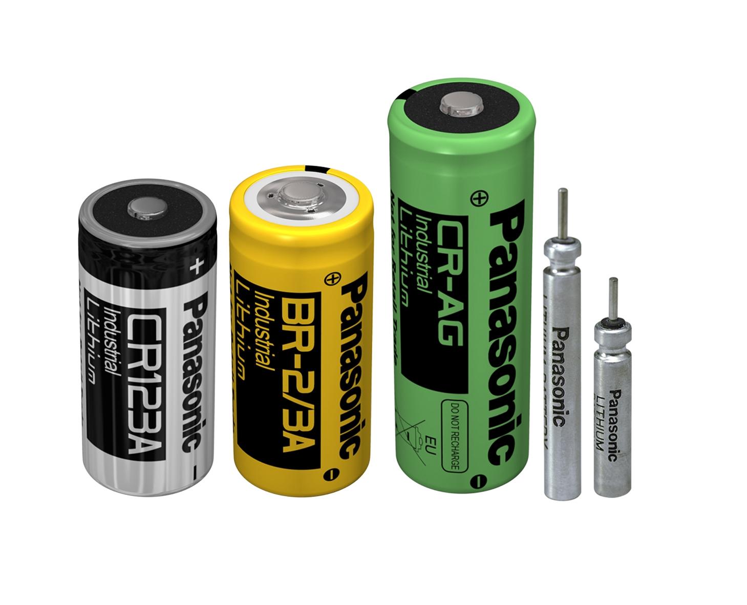 Lithium Rundceller Panasonic