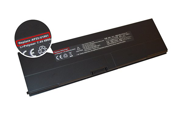 Compaq laptop batterier