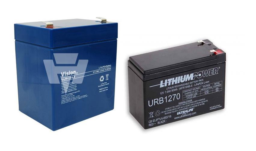 Specialbatterier