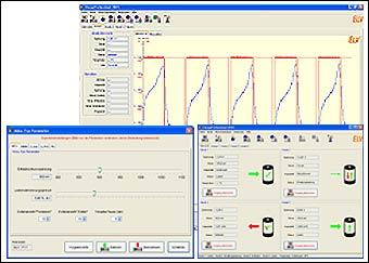 Indstilling af batteritype parametre