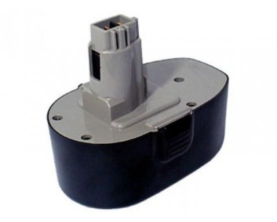 Black & Decker CD180GK2 batteri A9282 18v/3,0Ah