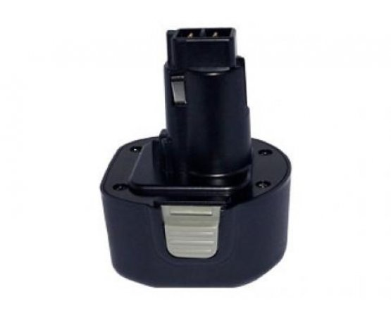 Black & Decker CD231 batteri A9251 9,6v/2,0Ah NiMH