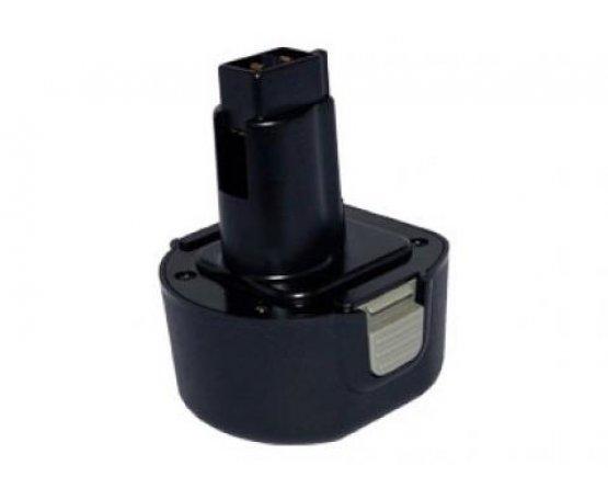Black & Decker CD231 batteri A9251 9,6v/2,0Ah NiMH