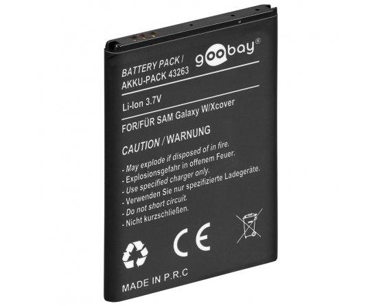 Samsung Galaxy W/xCover batteri BL-4B