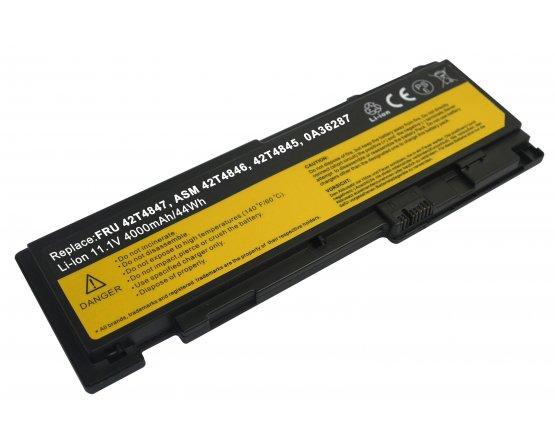 Lenovo ThinkPad T420s batteri 42T4844