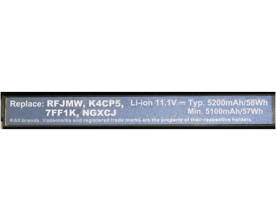 Dell Latitude E6120 batteri 7M0N5