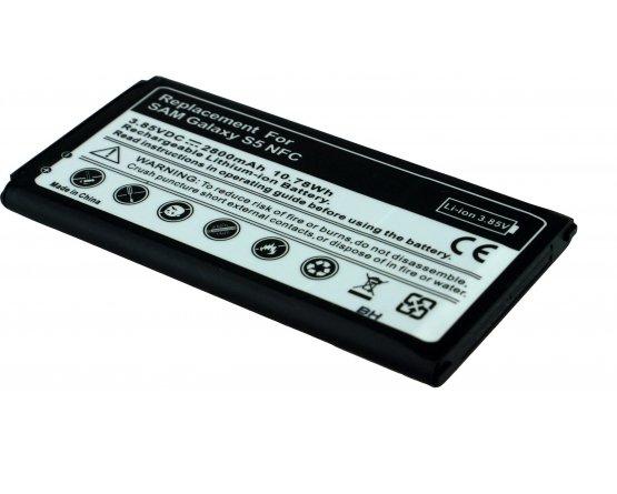 Samsung Galaxy S5 batteri EB-BG900BBC