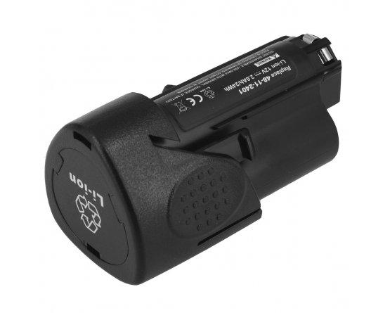 Milwaukee 2320 batteri 48-11-2401 12v/2,0Ah Li-ion