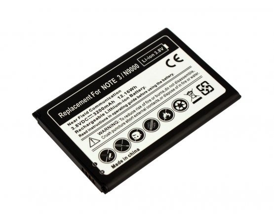 Samsung Galaxy Note 3 batteri B800BE