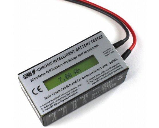 Batteritester til blybatterier Prof brug