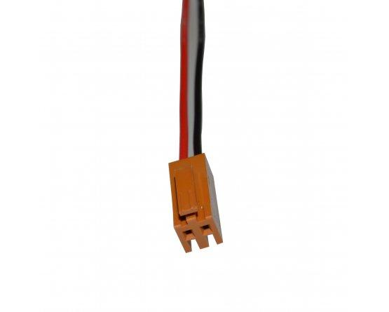 Lithium pakke ledning+stik Panasonic