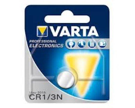 CR1/3N Lithium Knapcelle batteri Varta