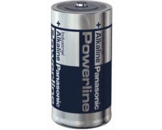 LR14/C-size Powerline batteri/4 pak folie