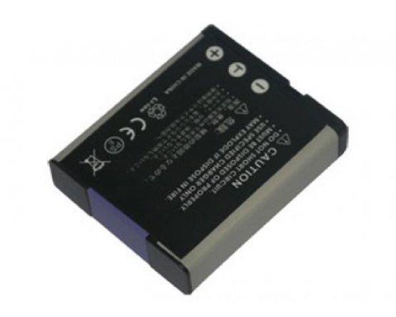 Casio Exilim EX -ZR2000 batteri NP-130
