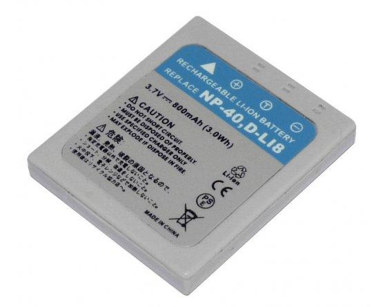 Fujifilm FinePix F402 batteri NP-40