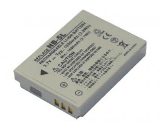 Canon Digital IXUS 800 IS batteri NB-5L