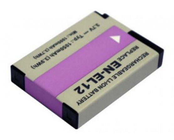 Nikon CoolPix P340 batteri EN-EL12