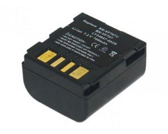 JVC GR-D239 batteri BN-VF707
