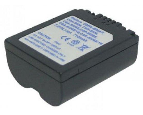 Panasonic Lumix DMC-FZ18 batteri CGA-S006