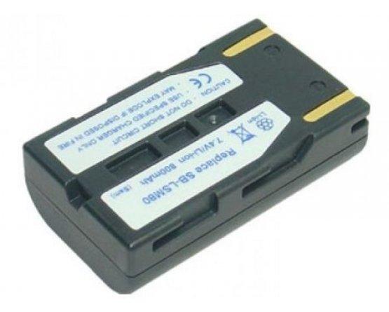 Samsung SC-D263 batteri SB-LSM80