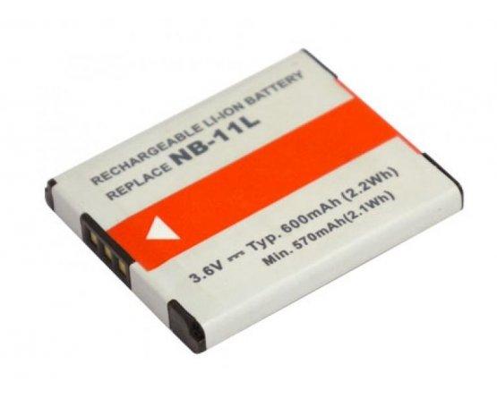 Canon IXUS 132 batteri NB-11L