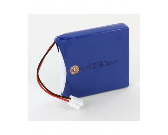 Batteri for ECG AT102 + SCHILLER 4.350044