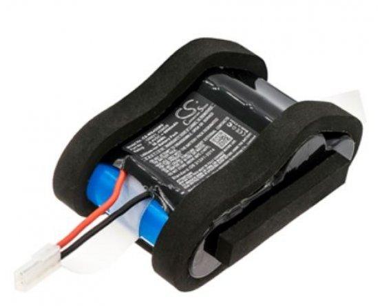 Welch Allyn Li-Ion 6.4V batteri til monitor