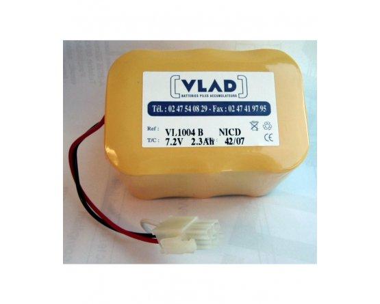 Braun batteripakke til infusionspumpe 2000