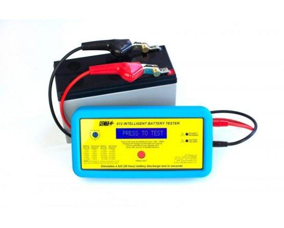 ACT-612 Intelligent tester til 6V og 12V bly