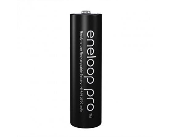 AA/P6 eneloop pro genopladelig batteri 2500mAh
