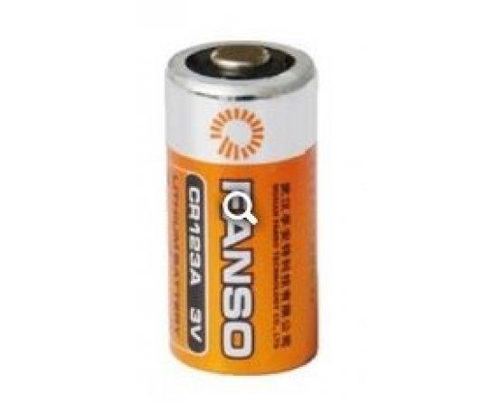 Fanso 3V lithium batteri 1500mAh Li-MnO2