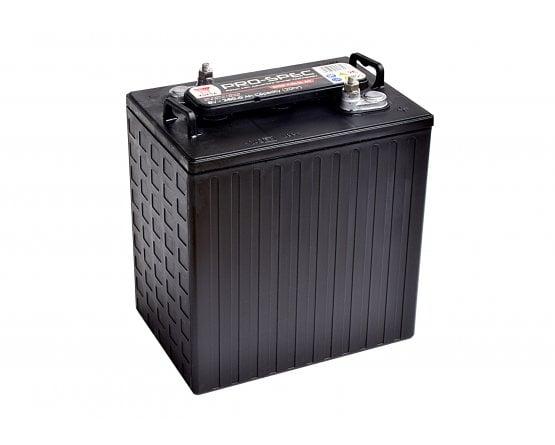 6V/260Ah Yuasa Blybatteri DCB145-6(DT)