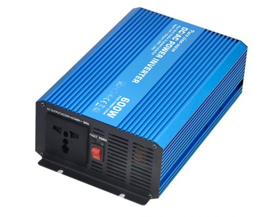 Inverter Ren Sinus 12V/600W