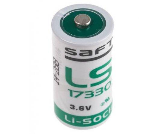 Saft lithium batteri CR-17330 size 2/3A