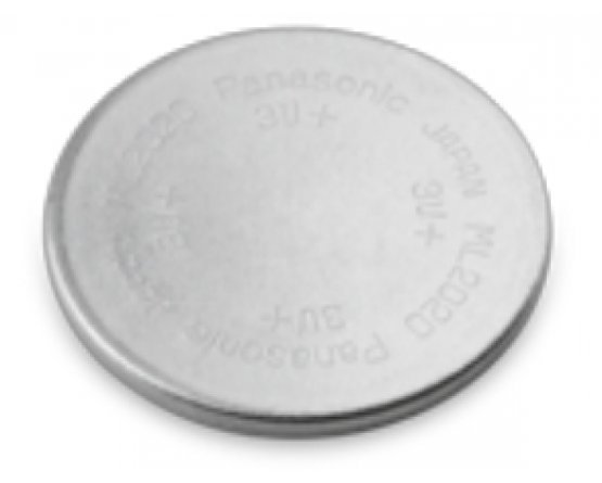 ML2020 Panasonic Lithium knapcelle 20x2mm