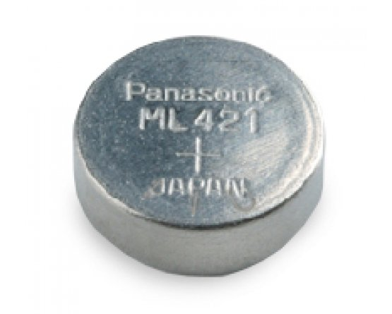 ML421 Panasonic Lithium knapcelle 4.8x2.15mm