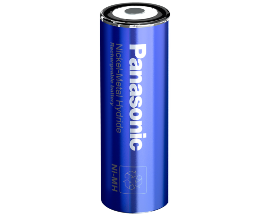 Panasonic NiMH batteri F-size High Temp