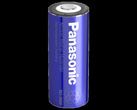Panasonic NiMH 4/5A batteri Flad Top